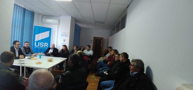 Senatorul Nicu Fălcoi, audiență și întâlnire cu membri și simpatizanții din Mehedinți