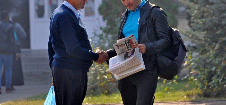 Dan Barna Președinte. Campania Prezidențială USR-PLUS în Mehedinți